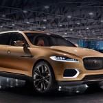 Jaguar'ın İlk SUV Modeli F-Pace 1