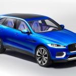 Jaguar'ın İlk SUV Modeli F-Pace 8