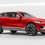 Jaguar'ın İlk SUV Modeli F-Pace 9