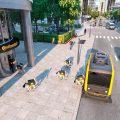 Geleceğin Şehirleri: Sürücüsüz Araçlar ve Kurye Robotlar 2